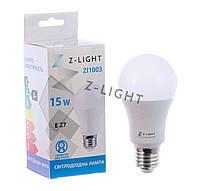 Лампа LED Z-Light 15W 4000k E-27
