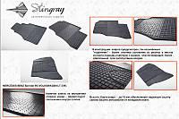 Mercedes Sprinter 901 Резиновые коврики Stingray Budget 3 штучные с запахом резины