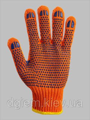 Перчатки трикотажные рабочие ДОЛОНИ 526
