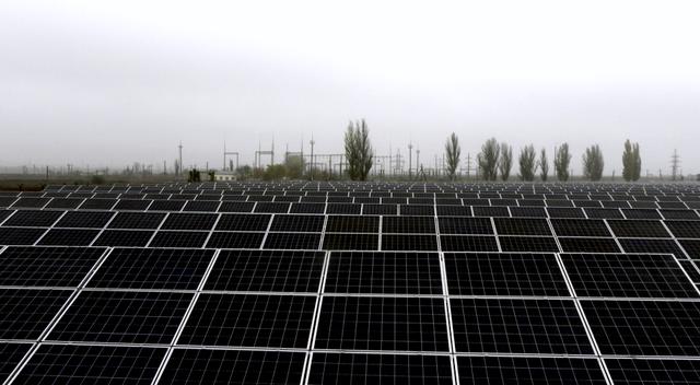 В Бериславе заработала крупная солнечная электростанция «Тавань-2» 2