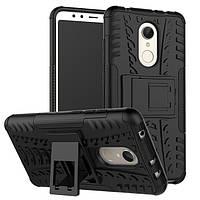 Чехол Xiaomi Redmi 5 Plus 5.99'' противоударный бампер черный