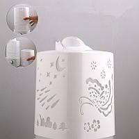 Увлажнитель воздуха с подсветкой ультразвуковой