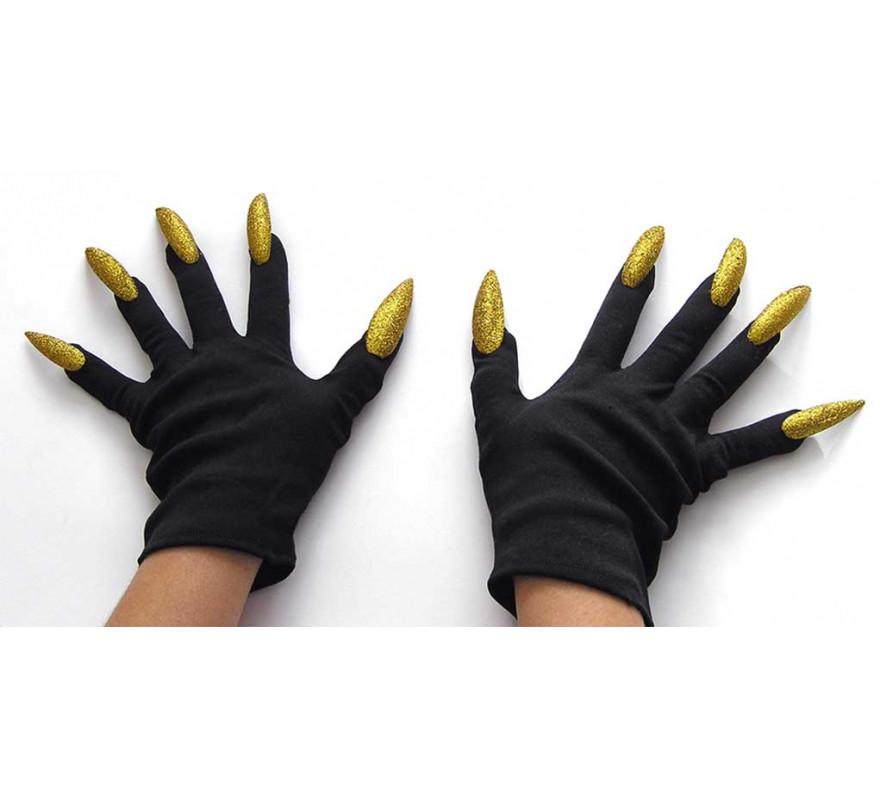 Приколы фото перчатки с маникюром так