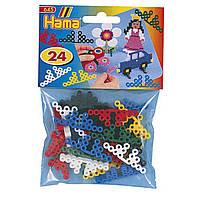 Подставки для фигурок Hama Midi 6 цветов (645)