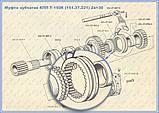 Муфта зубчатая Т-150 (151.37.221) включения рядов , фото 2