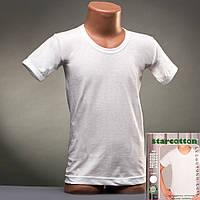 d2dedc77fca36ae Детская футболка бела оптом в категории бельевые майки и футболки ...