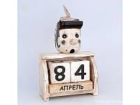Настольный календар «Пинокио», h-18 см (20041e)