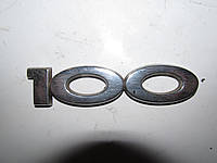Б/у Шильдык цифры 100 эмблема логотип шильдик renault trafic opel vivaro nissan primastar рено трафик