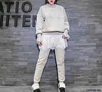Женский костюм кашемир