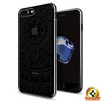 Чехол Spigen для iPhone 7Plus Liquid Crystal, Shine Clear, фото 1