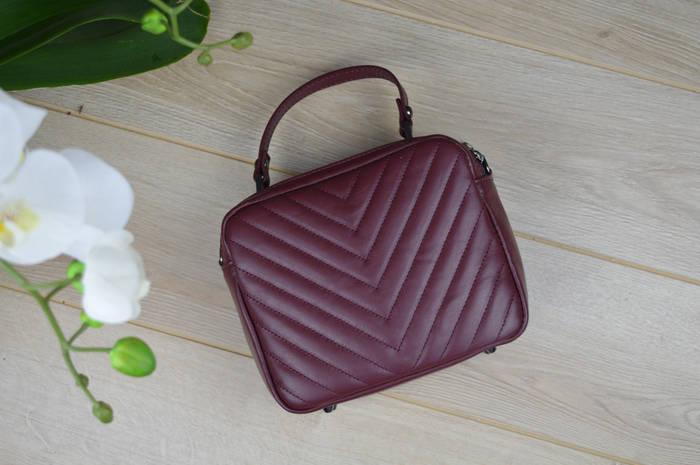Кожаная сумка Leather Country