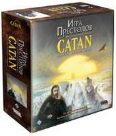Колонизаторы: Игра престолов (Game of Thrones: Catan – Brotherhood of the Watch) настольная игра