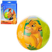 Мяч 58052 61 см, 18,5-13-2,5 см