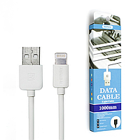 Кабель Remax Light cable for iPhone 1 метр