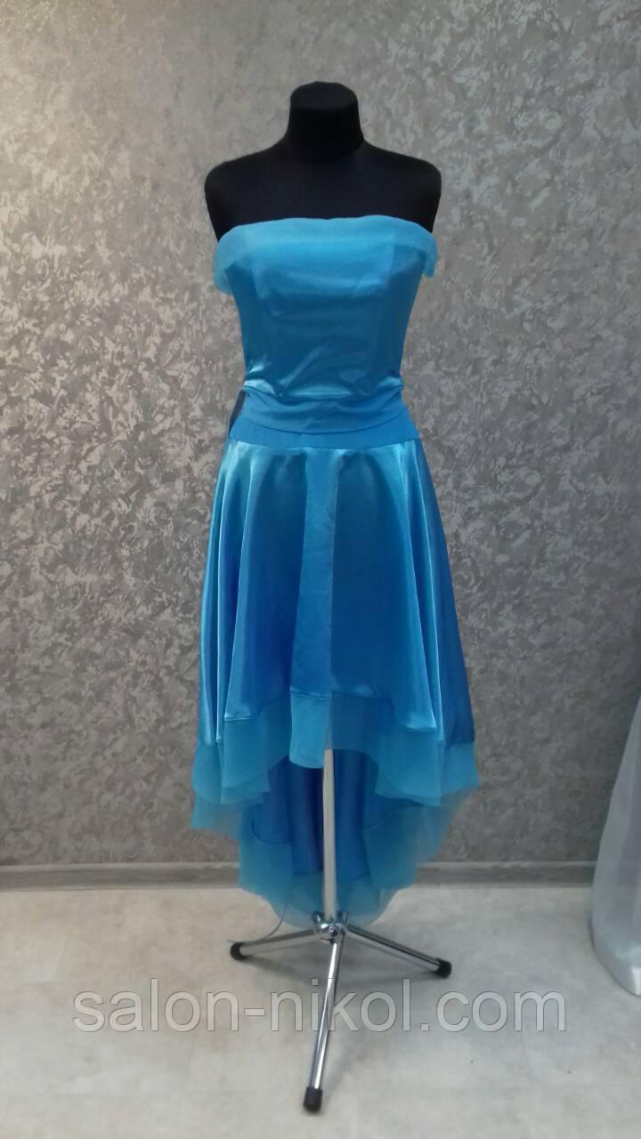 Вечернее, выпускное платье R-03