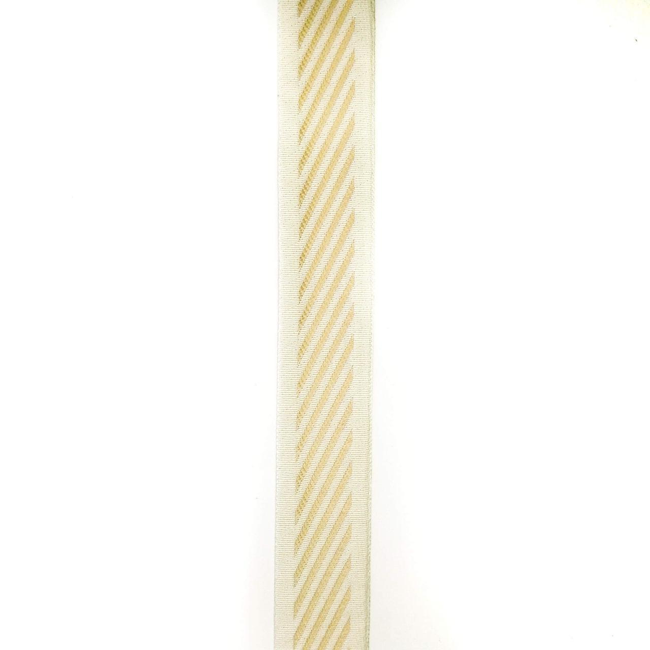 Стрічка обробна одеяльная 25 мм (50м/рулон)