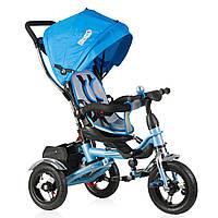 Детский трехколесный велосипед Deluxe-01