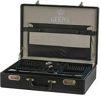 Набор столовых приборов Gerpol Violino 68 предметов + 2 набора по 6 кофейных ложек, фото 1