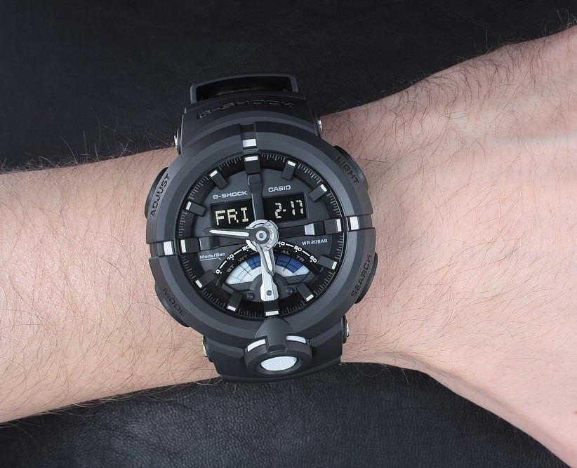 Часы Casio GA-500-1A Часы Rodania RD-2514835
