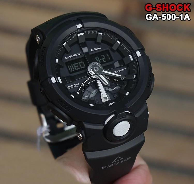 Часы Casio G-Shock GA-500-1A В.