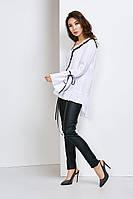 Нарядная дизайнерская блуза, блуза женская