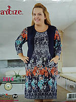 Женское трикотажное платье Турция