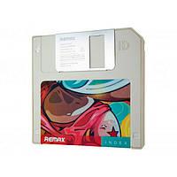 Повербанк power bank Remax Disk RPP-17 5000mAh \ White, фото 1