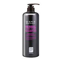 Профессиональный шампунь Daeng Gi Meo Ri Professional Herbal Hair Shampoo для окрашенных волос 1000 мл