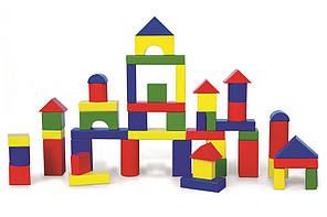 Набор строительных блоков Viga Toys 50 шт (59542)