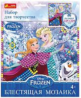 Блестящая мозаика Анна и Эльза. Frozen. Disney