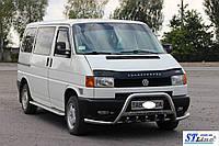 Volkswagen T4 Transporter Кенгурятник с усами WT003 Plus-1