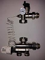 Смесительный узел для теплого пола CVS PM - 0101