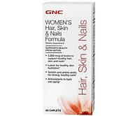 Womens Hair Skin Nails Formula 120 tab