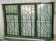 Решетка на окно сварная  - 62