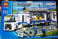 Конструктор Bela 10420 Urban Мобильный отряд полиции, фото 1