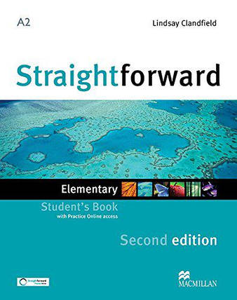 Straightforward Second Edition Elementary Student's Book with Practice Online access, фото 2