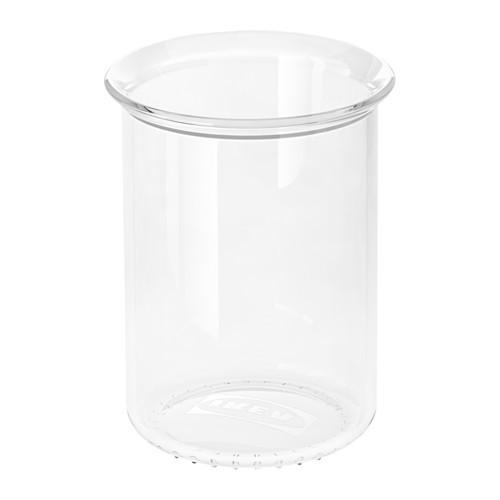Кружка IKEA VOXNAN стекло 303.285.91