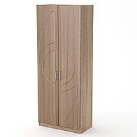 Шкаф для одежды Компанит МС-16 Дуб сонома