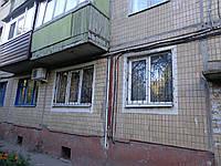 Решетка на окно сварная  - 68