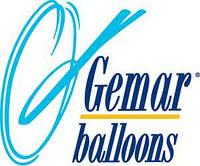 """Шары круглые 12"""" Gemar Balloons (Италия)"""