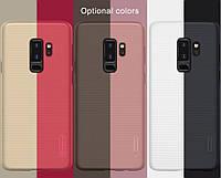 Чехол Nillkin для Samsung Galaxy S9 Plus (6 цветов) +пленка