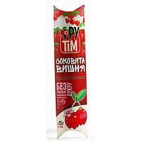 Натуральные яблочно-вишневые конфеты ,25гр.