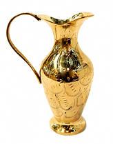Латунна ваза Глечик