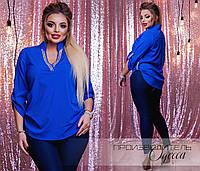 Блуза женская в расцветках 23986, фото 1