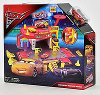 Игрушка гараж для машинок, детская.Парковка для машинок.Гараж детский парковка.