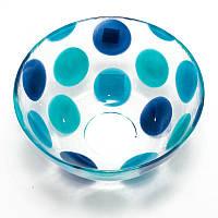 Cалатник Франция Bastide Dots Blue 21 см