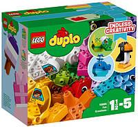 Конструктор LEGO DUPLO Радость творения 70 деталей (10865)