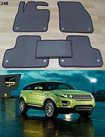 Коврики на Land Rover Range Rover Evoque '11-н.в. Автоковрики EVA