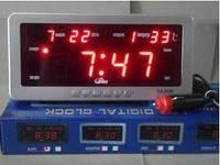 Электронные часы 2158