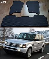 Коврики на Land Rover Range Rover Sport '05-12. Автоковрики EVA